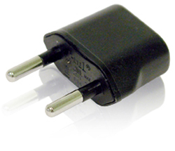 Charger  dogtra euro voltage adaptor