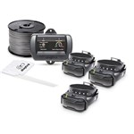 Dogtra eF-3500 Bundle(3 Dog) Rechargeable Containment System